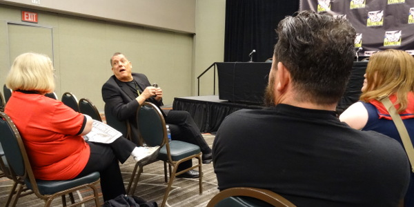 Bob Layton sits down to chat