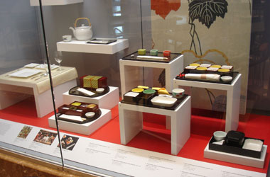 Bento boxes of Japan Airlines